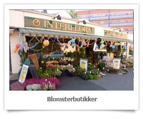 Blomsterbutikker