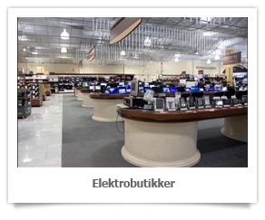 Elektrobutikker