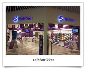 Telebutikker